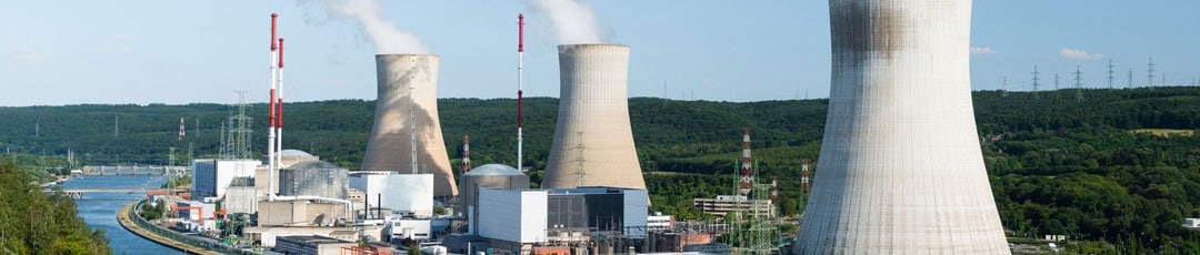 Nuclear, Thermal Power Plants