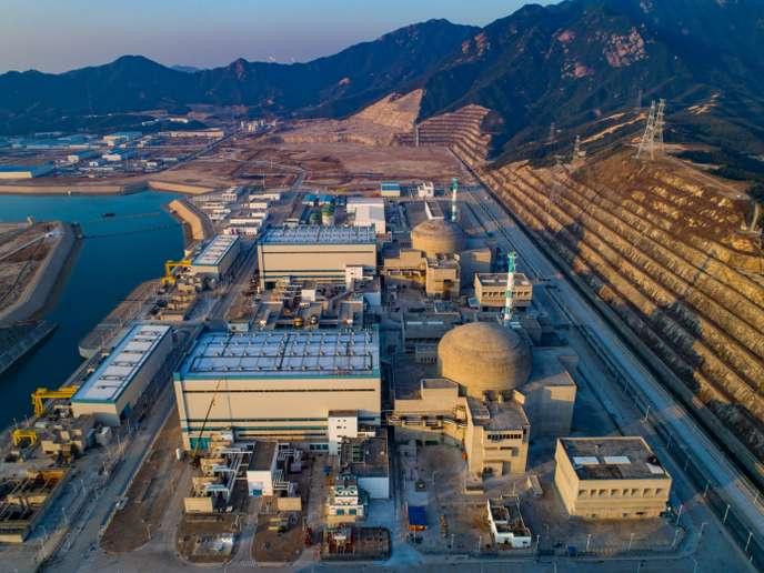 réacteur-EPR-TAISHAN - EPR reactor